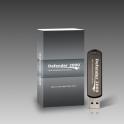 Kanguru Defender 2000 - Clé USB Cryptée - 4 à 128 Go