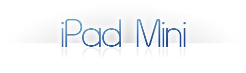 Pour iPad Mini