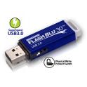 Kanguru - FlashBlu30 - avec protection physique contre l'écriture