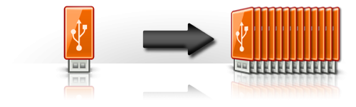 Duplicateurs USB